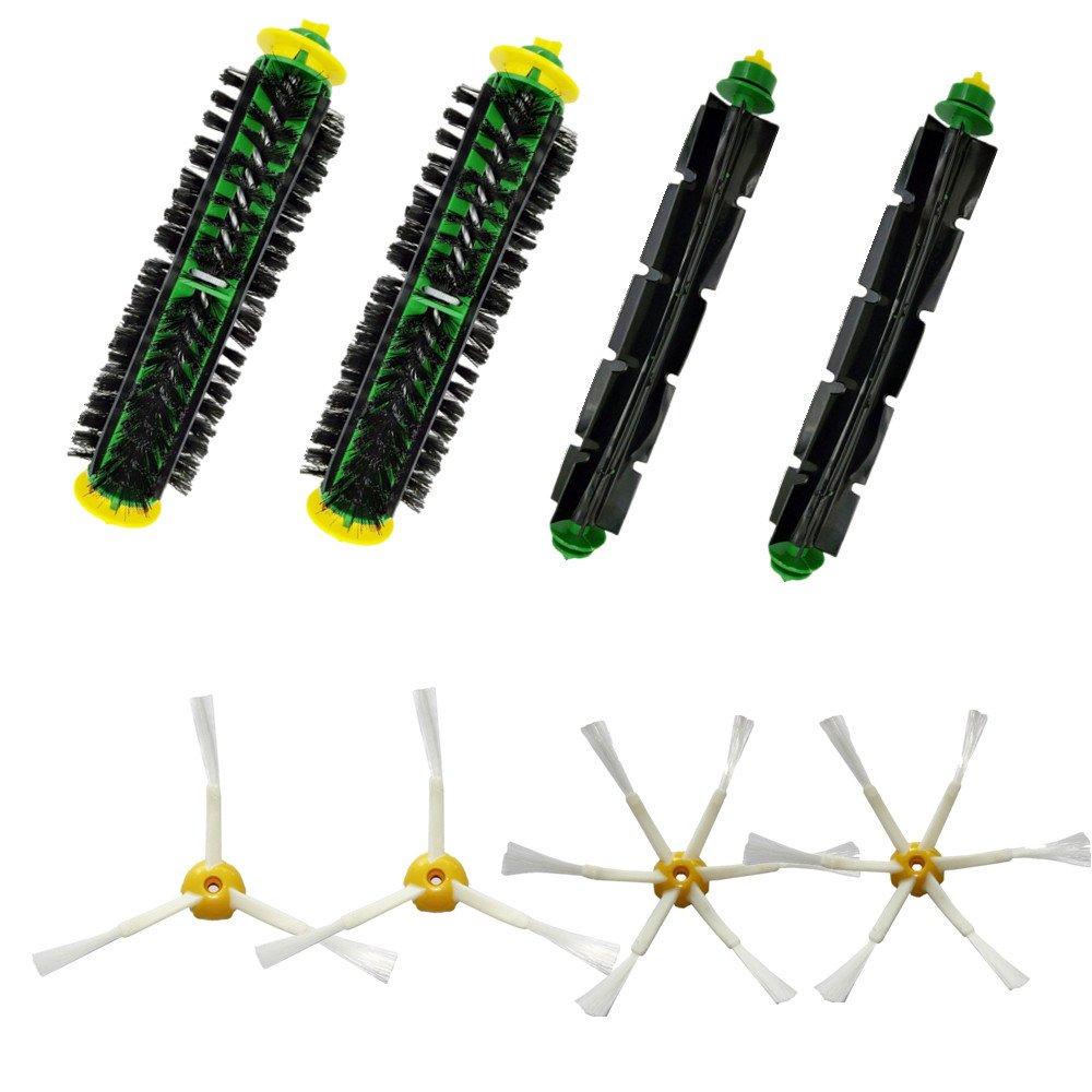 LOVE(TM)Bristle and Flexible Beater Brush, Side Brush for Robot 500 Series by LOVE(TM) (Image #1)