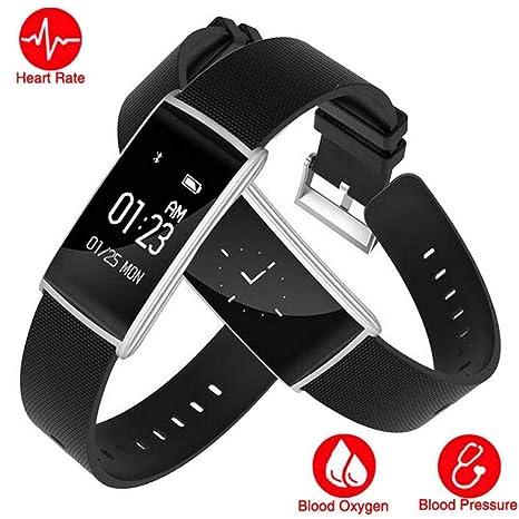 VERYMIN Reloj Inteligente Bluetooth Smart Watch Swim Impermeable ...