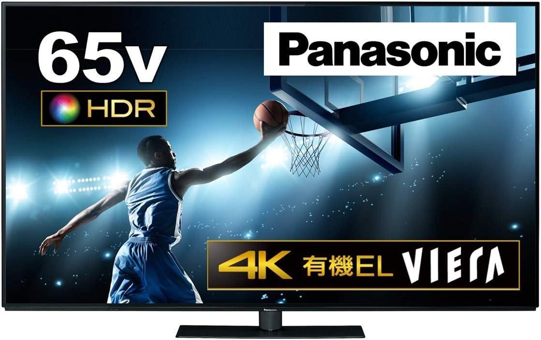 Panasonic(パナソニック)『65V型 有機EL 4K テレビ ビエラ(TH-65FZ950)』