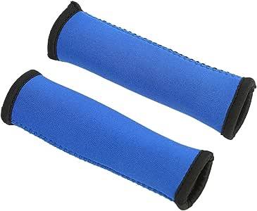 Prevents Rubs 2pcs NEOPRENE Kayaking Paddle Grips Blisters//Efficient Paddling