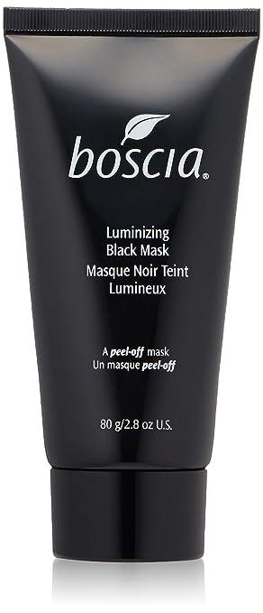 Amazon Com Boscia Luminizing Black Charcoal Mask Luxury Beauty