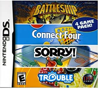 Battleship/Connect 4/Sorry/Trouble / Game