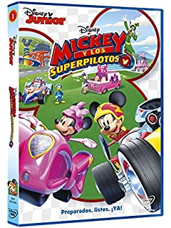 Mickey Y Los Superpilotos: Volumen 1