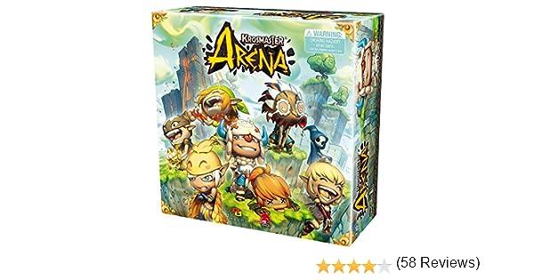 Krosmaster Arena - Juego de Mesa: Amazon.es: Juguetes y juegos