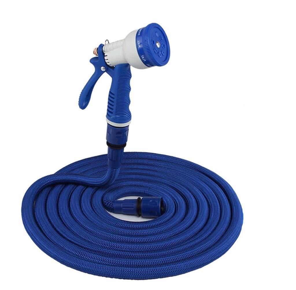design semplice e generoso SJIASG Tubo di Acqua autolavaggio da da da Giardino ad Alta Pressione, Testa di irrigatore telescopico per Acqua della Famiglia, per Tubo di irrigazione da Giardino, Blu (Dimensioni   30m)  vendite calde