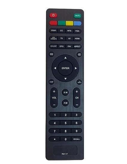 amazon com new rmt 17 rmt17 remote control fit for westinghouse tv rh amazon com