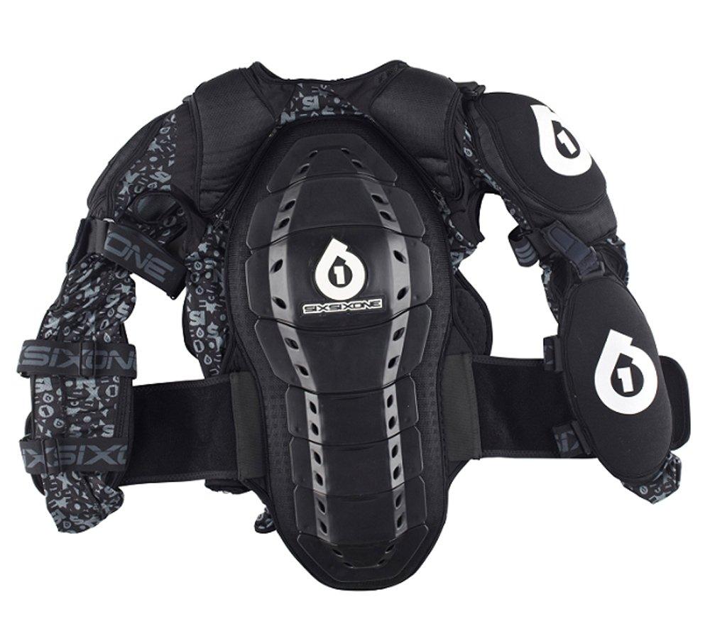 six six one Evo Pressure Suit (Black, Small)