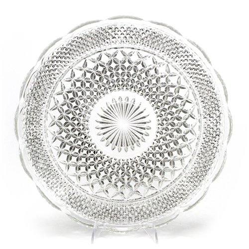 - Wexford by Anchor Hocking, Glass Serving Platter