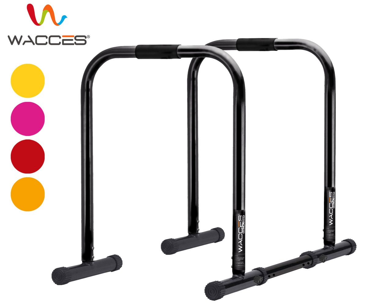 Fitness Station Stabilizer Dip Stands