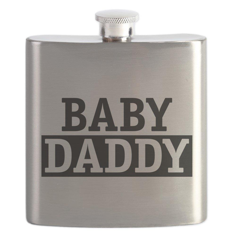 【在庫処分】 CafePress – CafePress Baby Daddy Daddy – ステンレススチールフラスコ B01IUKFSXA、6オンスDrinkingフラスコ B01IUKFSXA, KUTU-KUTU:0a870f3a --- a0267596.xsph.ru