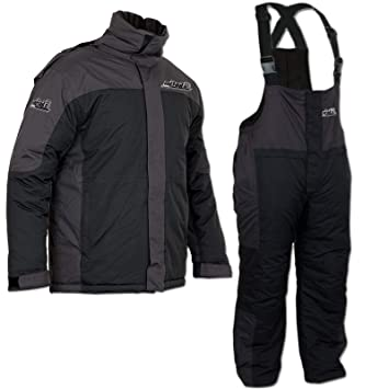 Latzhose Winteranzug Jacke Hose Anzüge Bekleidung DAM Dura Therm Thermoanzug 2-tlg Thermojacke