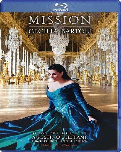 Cecilia Bartoli - Mission (Blu-ray)
