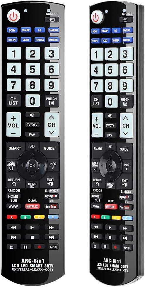 Alkia Universal Fernbedienung Für Panasonic Samsung Elektronik
