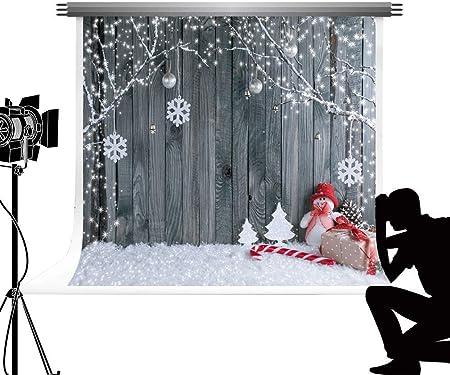 Kate Backdrop 3x2m Fotohintergrund Weihnachten Kamera