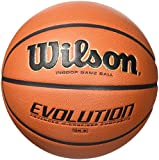 Wilson Evolution Indoor Game Basketball, Intermediate - Size 6