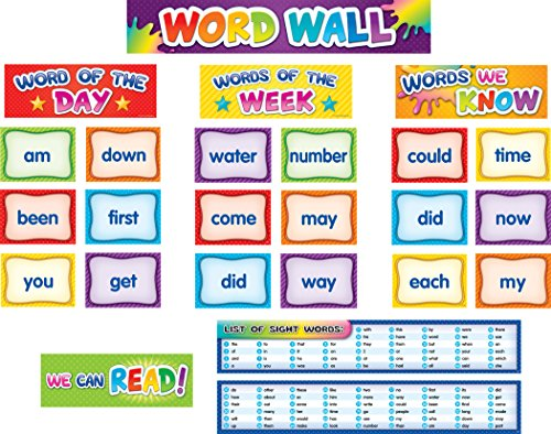 (Teacher Created Resources First 100 Sight Words Pocket Chart Cards (TCR20845))