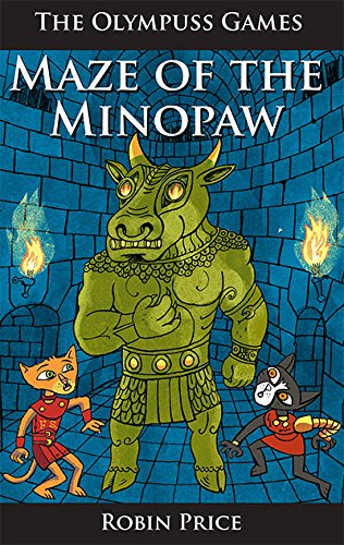Read Online Maze of the Minopaw (The Olympuss Games) pdf