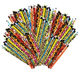Pencil Assortment For Kids Prizes And Exciting School Supplies - Bulk Pack Of 144 Colorful Pencils