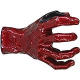 Grip Studios GG 102 RR-R - Colgador de pared con forma de mano para guitarra, color rojo