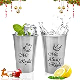 Cups Mr & Mrs