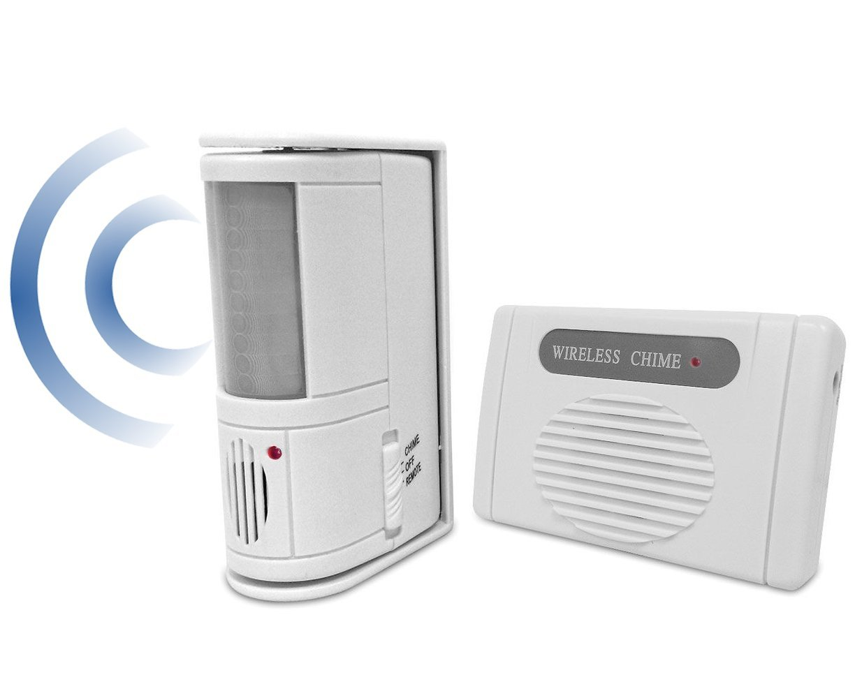 Wander Alarm with Motion Detector