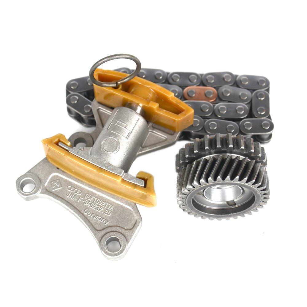 06D109229B Timing Chain Tensioner /& Gear Sprocket For Audi//VW 2.0 FSI /& TFSI
