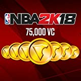 NBA 2K18: 75000 VC - PS4 [Digital Code]