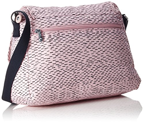 Borse 5x10 Cm Matha Donna A Pink soft Str Tracolla Kipling 32x22 Rosa S4xqF5