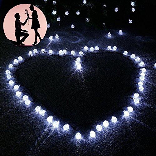 Outdoor Christmas Lights Big Balls in Florida - 3