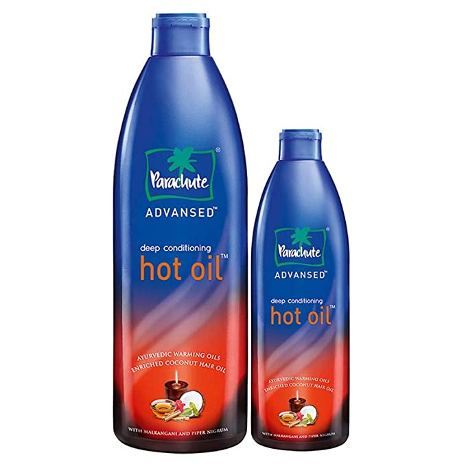 Buy Parachute Advansed Ayurvedic Hot Oil 300ml Free 90ml Online At Low Prices In India Amazon In
