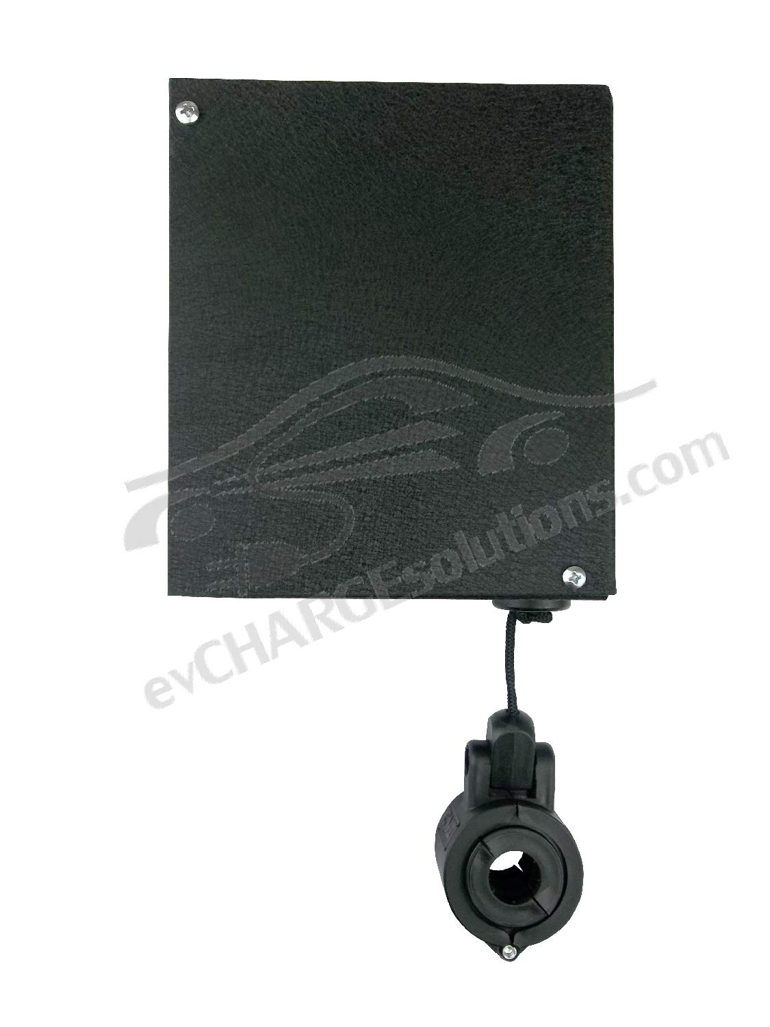 evCHARGEsolutions.com Universal Cable Retractor for Electric Vehicle Charging Cable Management