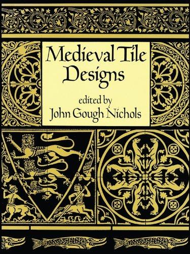 Medieval Tile Designs (Dover Pictorial Archive) -
