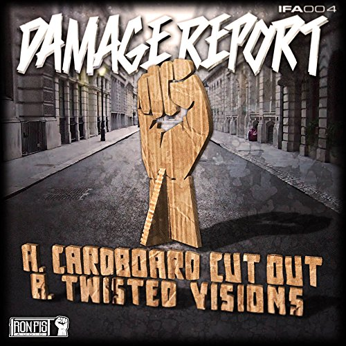 Cardboard Cut Out/ Twisted Visions -