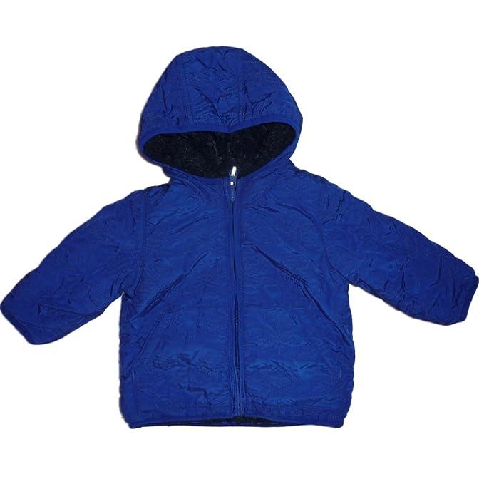 Gap - Abrigo - Blusa - para bebé azul 68 cm: Amazon.es: Ropa y accesorios