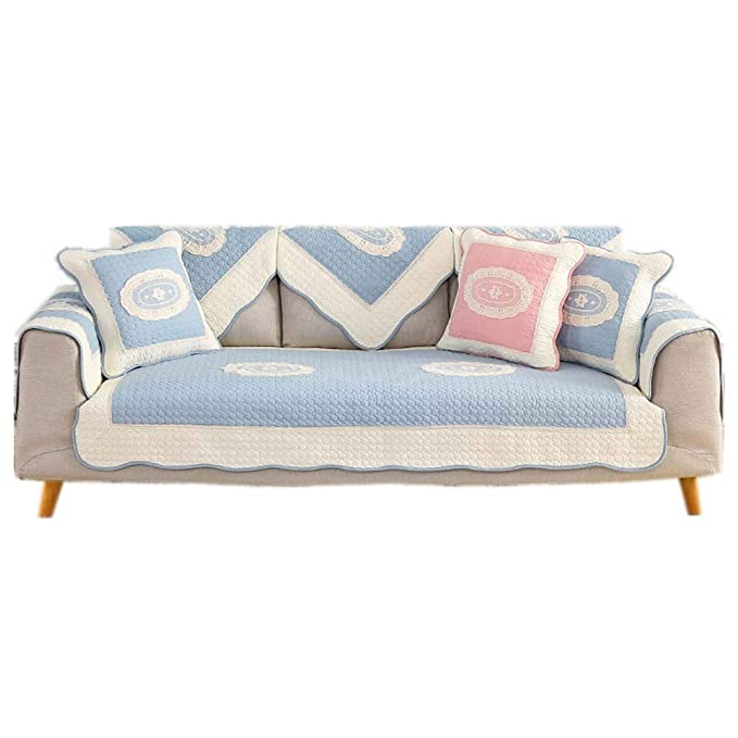 DADAO sofá (algodón Fundas para salón, algodón nórdicos ...
