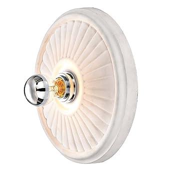 Impressionen Living Deckenleuchte Stuckleuchte Aus Gips Lampe