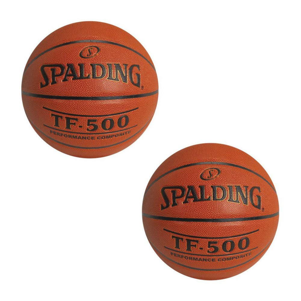 Spalding TF-500 Baloncesto Tamaño 7/29.5