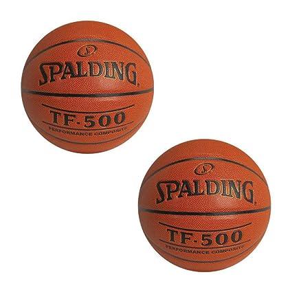 Amazon.com: Spalding TF-500 - Balón de baloncesto (tamaño 7 ...