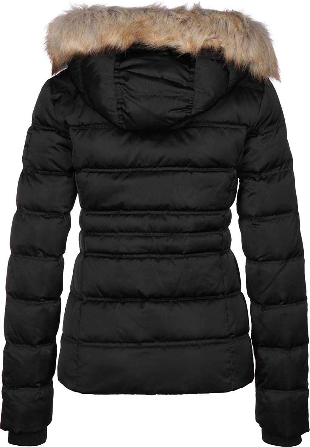 Calvin Klein Jeans SHORT FITTED PUFFER