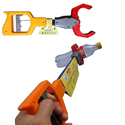 Minibaby Robot Hand Toy Grabber Arms Kid Boy Toy Move and Grab Things S-L: Toys & Games