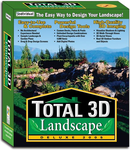 Total 3d Home Deluxe (Total 3D Landscape Deluxe 8)