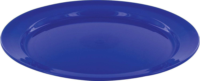 Highlander Plate - Blue, 23.5 cm CP066-BL