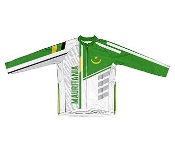 Amazon.com   ScudoPro Mauritania Long Sleeve Cycling Jersey for Men ... 89e42b0d5