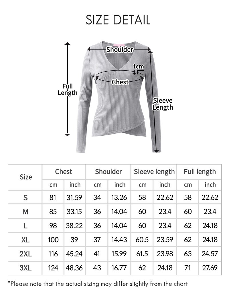 REGNA X Womens crew neck long sleeve soft knit sweater top, 17703_light Grey, XX-Large