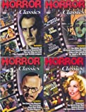 {16 Horror Classics} Dementia 13, House on Haunted Hill, Last Man on Earth, Phantom From 10,000 Leagues, Killer Shrews, Brain That Wouldn't Die, King of Zombies, Dr. Jeckyll Mr. Hyde, World Gone Mad, Swamp Women, Little Shop of Horrors, & More...