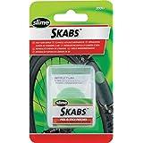 Slime 20053 Kit de Parches Skab para Bicicletas, Reparación de Pinchazos de Neumáticos con Cámara, Contiene 6 Parches y…