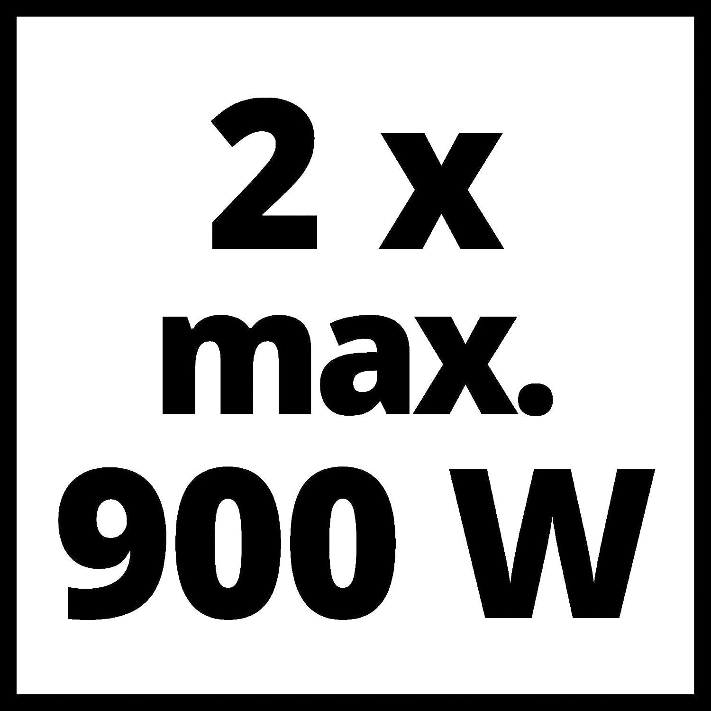 Einhell 4512098 2X 3,0Ah /& 30min PXC Kit Starter