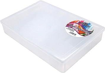 und N/ähgarnlagerung 120 St/ück Stickseide Organizer Floss Bobbins Organizer Box Kunststoff-Wickelbrett Kreuzstich-Werkzeugsatz f/ür Kreuzstich