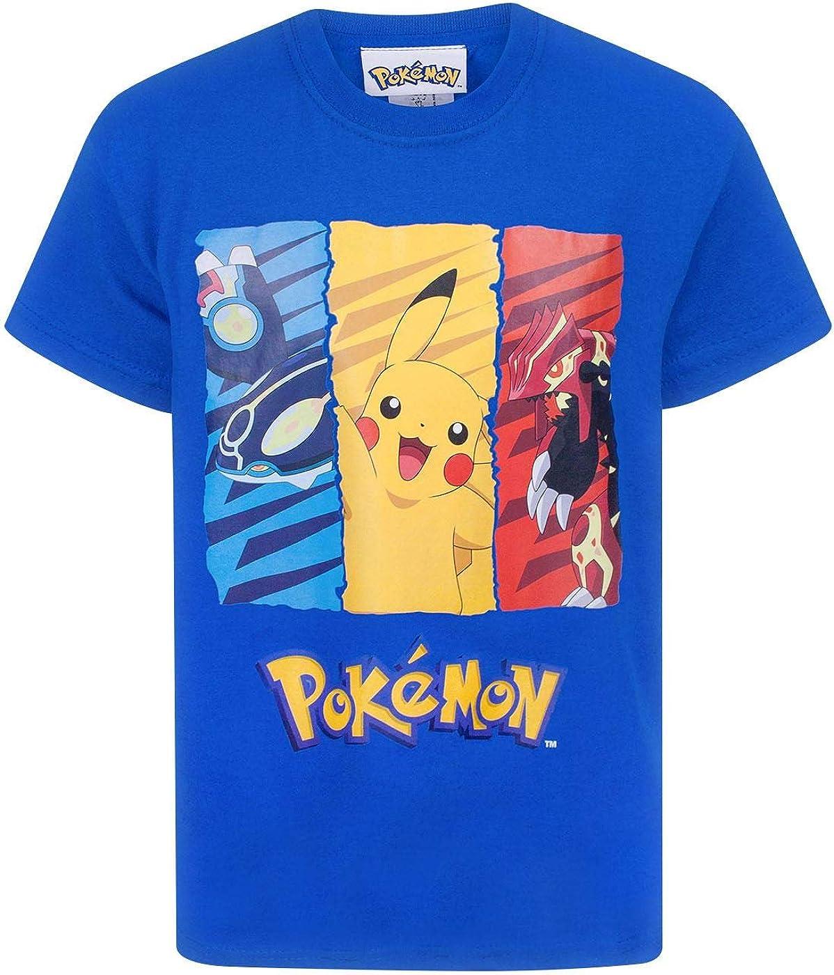Pokemon Shirt Kinder