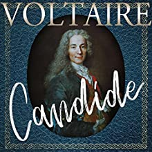 Candide Audiobook by Voltaire Narrated by Jeff Moon